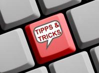 Tipps & Tricks im Internet